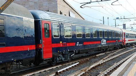 Carrozze Intercity Gli Interni Nuovo Intercity Notte Trenitalia
