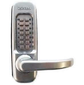 lockey 1150dc keyless mechanical digital sided