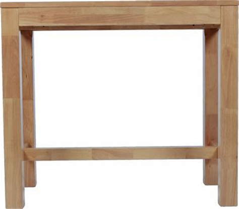 high bench table timber high bar table base021 bench bar creative