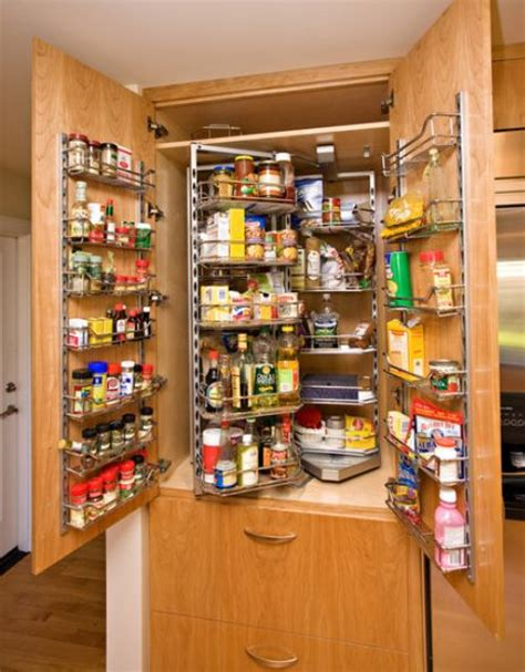 Kitchen Cabinet Organizing Systems Contemporary Kitchen Storage Systems