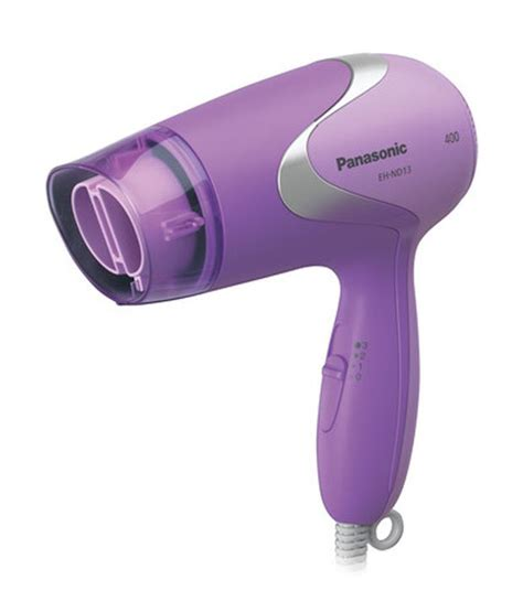 Panasonic Hair Dryer And Straightener Set panasonic eh nd13 v hair dryer violet buy panasonic eh nd13 v hair dryer violet at