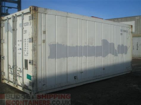 Freezer Container 20 20ft refrigerated shipping containers used