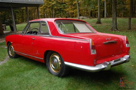 Lancia Parts Uk 1964 Lancia Flaminia Pinifarina 2 8 Coupe With Additional