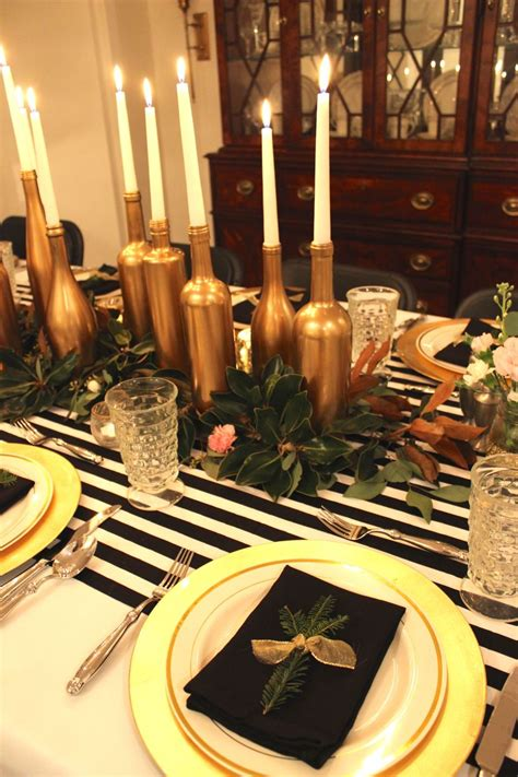 Gold Table Decorations by 35 Amazing Gold Wedding Decorations