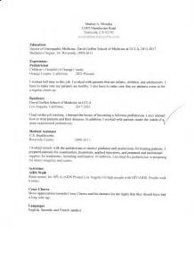 Resume Exles For Teenagers by Resumes Free Excel Templates