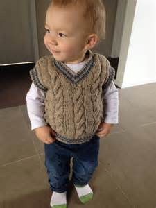 free baby vest knitting pattern toddler vest knanaknits