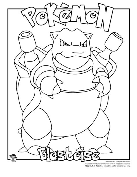 pokemon coloring page blastoise 84 pokemon coloring pages blastoise amazing