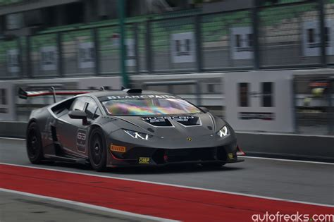 Lamborghini Super Trofeo by Lamborghini Blancpain Super Trofeo To Race In Kl City