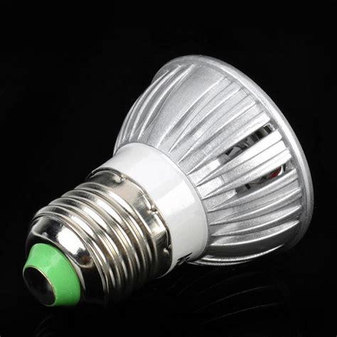 Lu Led Bulb 3w In Lite E27 220v e27 3w 3 led 6500k 240 lumen white light bulb 110 220v free shipping dealextreme