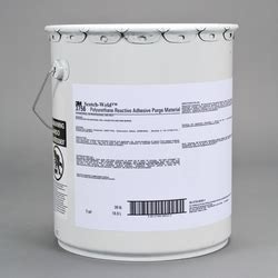 Ember Pail 1 5 Gallons 3m scotch weld purge material light scotch weld