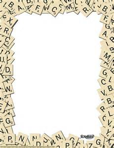 scrabble letter tiles computer theme paper eureka