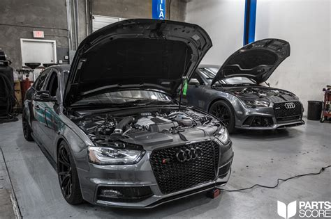 2013 Audi S4 Supercharged by Giac Dual Pulley Software Available For All 3 0t