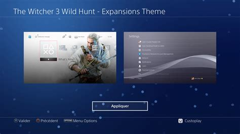 ps4 themes witcher 3 the witcher 3 wild hunt expansions t 233 l 233 charger un