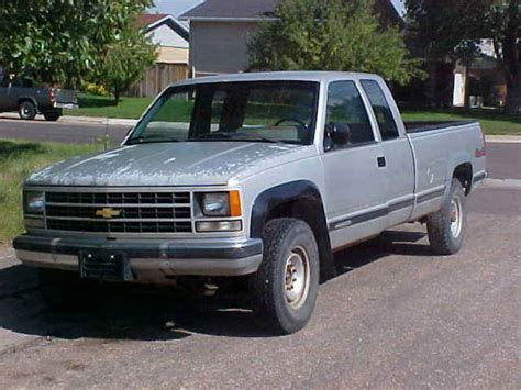 electric and cars manual 2004 chevrolet silverado 3500 on board diagnostic system 1988 chevy k 3500 at alpine motors