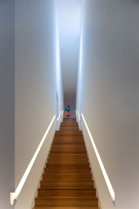 1000 ideas about narrow staircase on banister