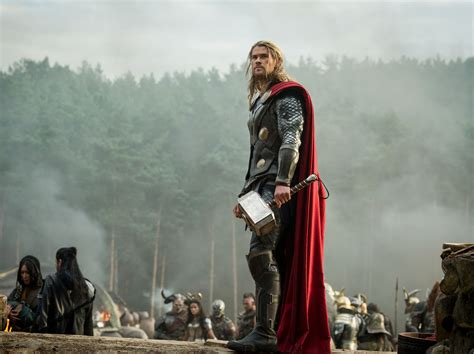 film thor sekuel movie review chris hemsworth reprises his role in muddled