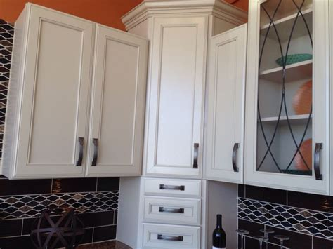 Kitchen Cabinets Pic kraftmaid cabinets in mushroom kitchen pinterest