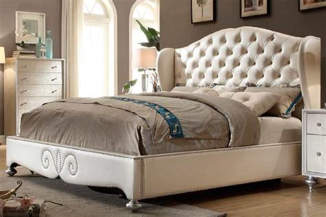 tufted bedroom tufted pearl bed mf708 classic bedroom