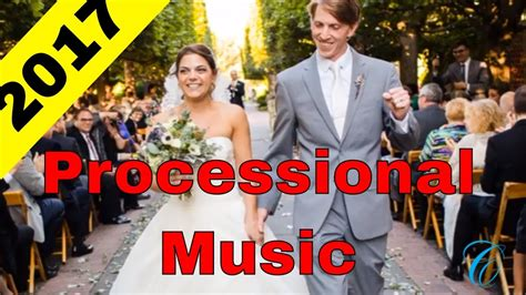 Wedding Aisle Songs 2017 by 2017 Top 10 Wedding Songs For Walking The Aisle