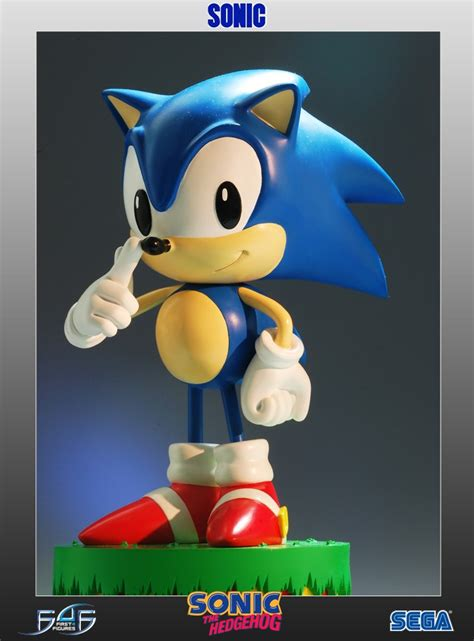 Sonic A 12 E sonic the hedgehog 12 quot