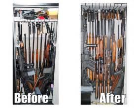 rifle rods gun storage solutions safe accessories pistol
