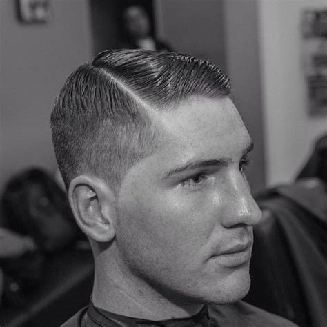 mens undercut side part side part comb over mens cuts pinterest comb over