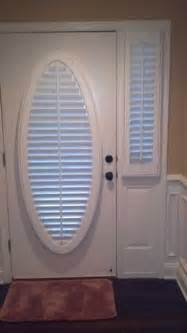 Glass Front Door Coverings 1000 Images About Window Treatments For Doors On Plantation Shutter Sliding Glass