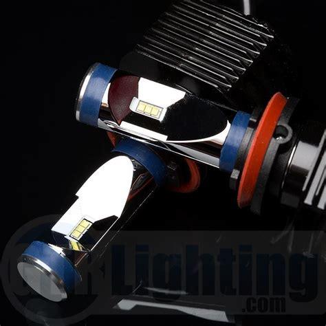 gtr lighting 3 ultra gtr lighting ultra series led headlight bulbs h8 h9