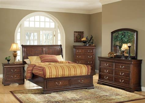 acme bedroom furniture acme furniture hennessy 4 pc bedroom set