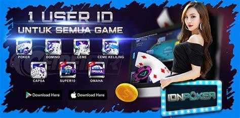 idn poker menyediakan permainan poker  terbaik  indonesia idn poker idnplay
