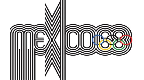 memorable  olympic logo  lines  power