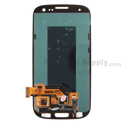 Samsung S3 I9300 S Iii 4 8inchi Tempered Glass Screen Guard Anti Gores samsung galaxy s iii s3 gt i9300 lcd screen and digitizer sapphire etrade supply