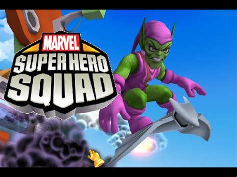 heroplay play online hero games marvel super hero squad online free to play games youtube