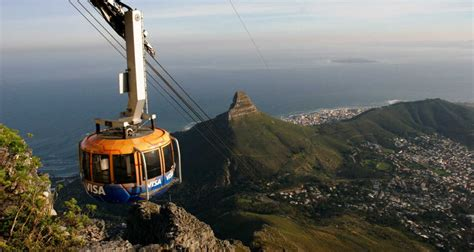 table mountain cable car where to stay in cape town luxury villa rentals