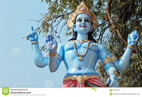 imagenes de dios vishnu 205 dolo de dios hind 250 vishnu foto editorial imagen 70018791