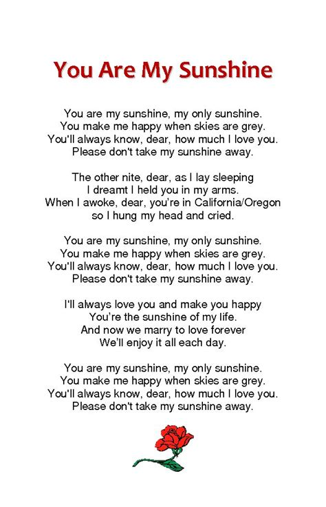 summer c song you are my sunshine with lyrics and this song will forever remind me of my grandma i love