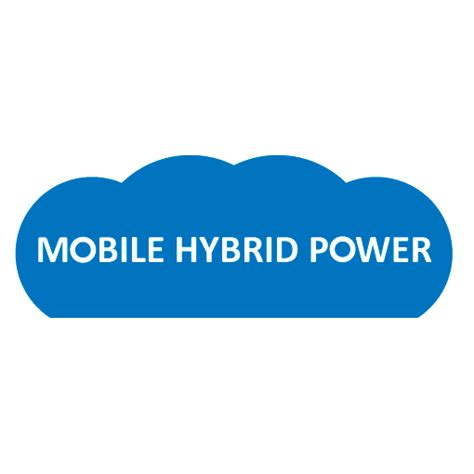 mobile hybrid new auxiliary power unit apu with zero co2 emission