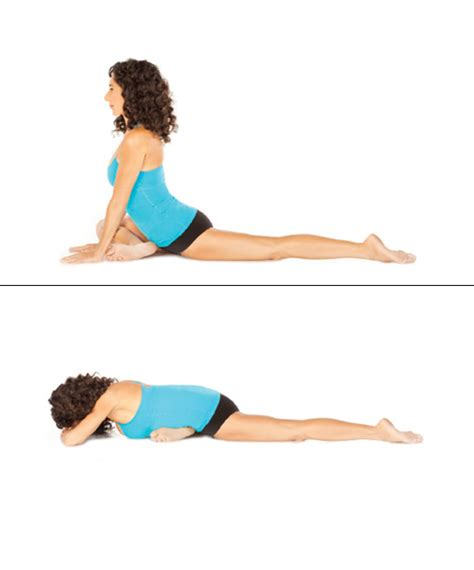 better position pigeon pose firming poses you ve gotta try now