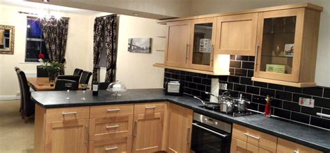 Brown Kitchens Designs Hadrian S Wall Holiday Cottage Providing Luxury Accommodation