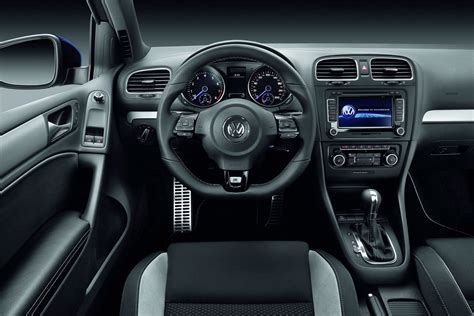 Golf 6 R Interior by S Car Volkswagen September 2012