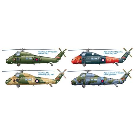 Academy 1 48 Plastic Model Kit Wessex Uh 5 Royal Navy Helicopter 122 1 italeri wessex uh 5 30th anns falklands war decal sheet 1 48 scale kit italeri from