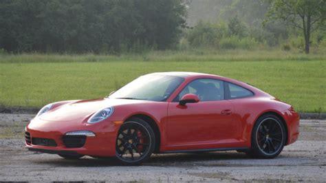 Porsche Carrera Price 2013 by 2013 Porsche 911 Carrera 4s Autoblog
