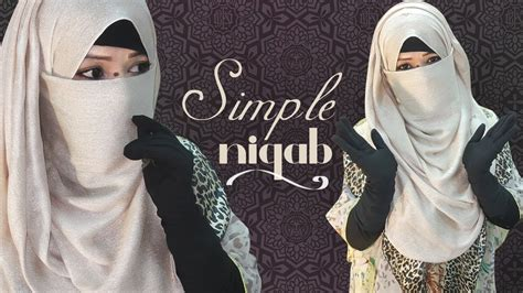 Simple Hijab Style For College