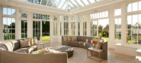 why construct an orangery homes design