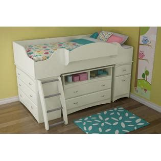 kmart bunk beds imagine loft bed in pure white the perfect way to use