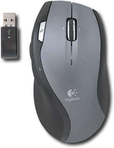 Logitech Wireless Laser Mouse B605 logitech mx620 cordless laser mouse 910 000240 best buy
