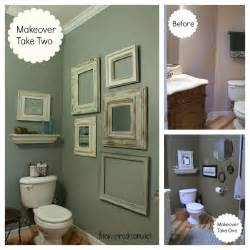 room makeover powder room take two 2nd budget makeover reveal the