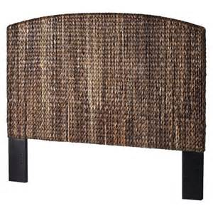 Seagrass Headboard King Andres Seagrass Headboard Mudhut Target