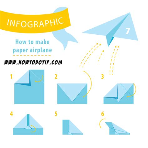 How Do You Make A Paper Aeroplane - how to make paper airplane