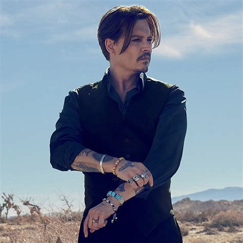 film johnny depp tentang narkoba listen to johnny depp s sexy voice in dior s caign film
